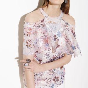 40c513790998 Elie Tahari Tops - Elie Tahari Genevieve Embellished Silk Blouse, S